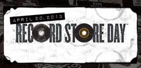 April 20: Record Store Day