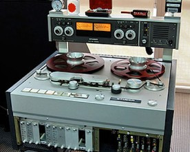 15 ips Analog Tape