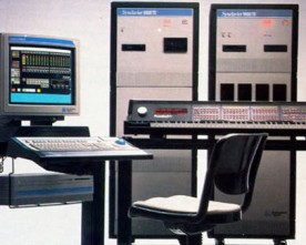 Digital Recording – NED Synclavier