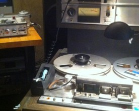 Analog Tape As High-Resolution? No Way.