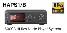 The New Sony High-End HD Audio Machine