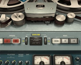 J37: Going for that Analog Tape Sound