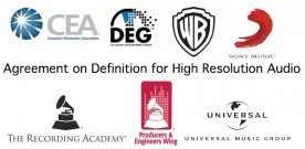The DEG, CEA and Recording Academy Definition Is Public