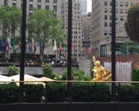 New York City: CE Week 2014 Day 1