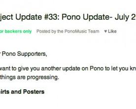 Pono Updates