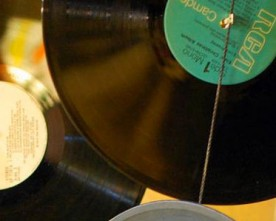 Vinyl LPs Sales Increase Near 40%