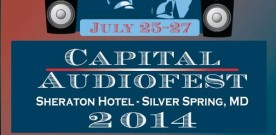 On The Road to the Capitol Audio Fest in DC