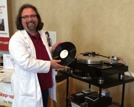 Capitol Audiofest Day 1