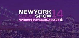The New York Audio Show 2014 Is The Weekend