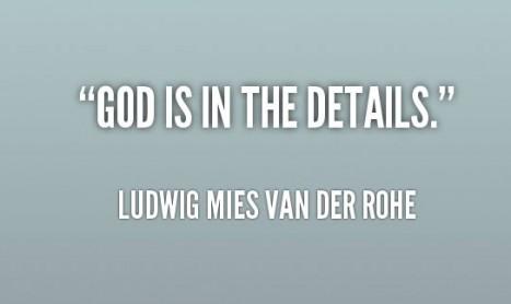 "Is God in the ""Digital"" Details?"