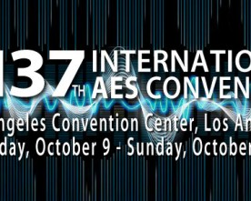 AES 2014 In Los Angeles