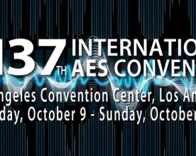 AES 2014 In Los Angeles