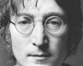 John Lennon Wears the High-Resolution Logo?