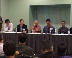 HRA Sessions at AES Day 1