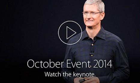 Apple Event 10.16.14