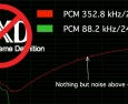 Promates and High-Rate PCM (DXD) Downloads
