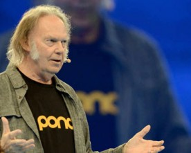 Neil Young, Pono, HRA at CEA Marketplace