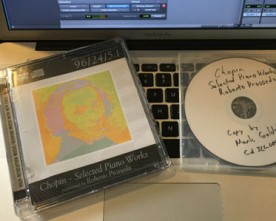 "My ""Illuminated CD"" Is Back"