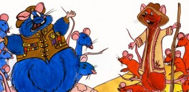 The Mice War