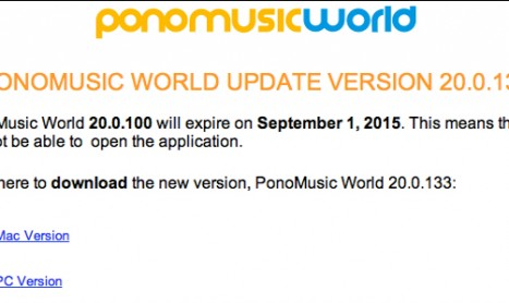 Breaking News: Pono Updates!
