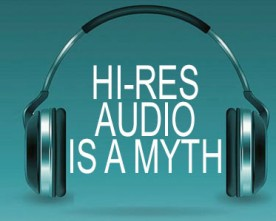 Why Hi-Res Audio Will Fail