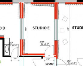 Let the Studio Construction Begin!
