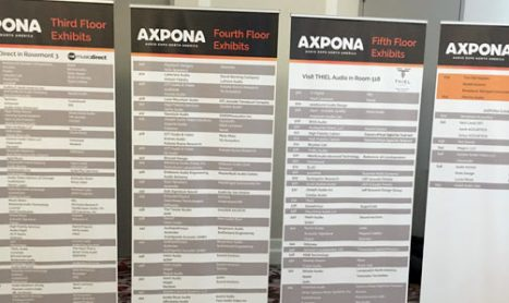 Nordost and AXPONA Demo Questions