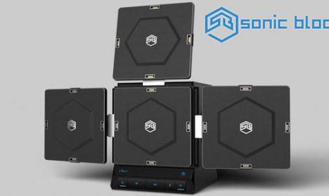 Sonic Blocks: A First Modular Music System