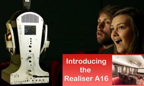 Smyth Introduces the A16 Real 3D Audio Headphone Processor