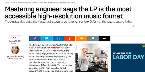 linn records high resolution s