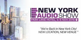 The New York Audio Show – November 4-6