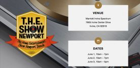 T.H.E. Show – Coming Next Weekend