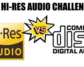 The High-Resolution Audio Challenge