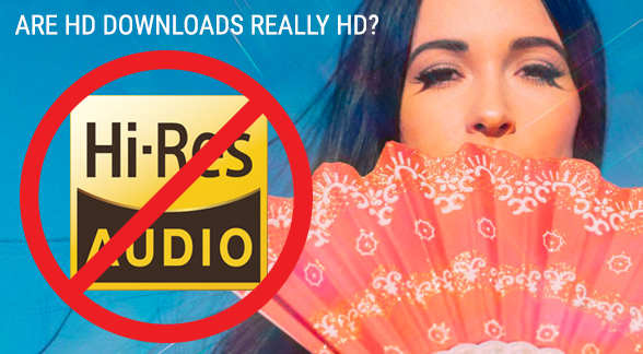 Are New HD Downloads Really Hi-Res Music? | Real HD-Audio