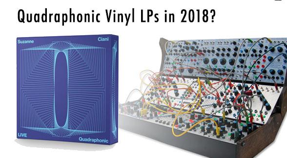 Quadraphonic (QS) Vinyl LIVES! | Real HD-Audio