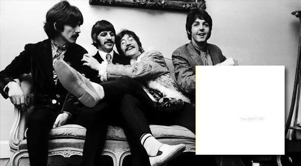 """THE BEATLES """"WHITE ALBUM"""" IN 5 1 IS AMAZING! 