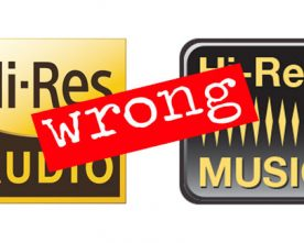 Hi-Res Audio — Getting the Basics Wrong?