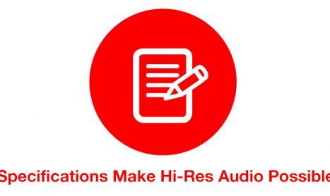 Hi-Res Audio HAS Specifications!