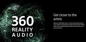 Sony's 360 Reality Audio
