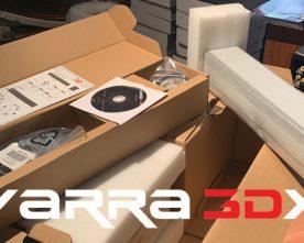 YARRA 3DX Has Arrived…Finally!