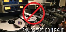The Audio Chain: Reel to Reel Tape