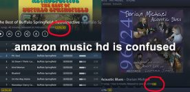 Amazon Music HD – Revisited