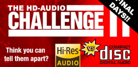 HD-Audio Challenge II – Extended