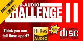 HD-Audio Challenge II: Preliminary Results