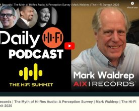 HiFi Summit Podcast- Today